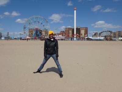 Coney Island: la mitica spiaggia