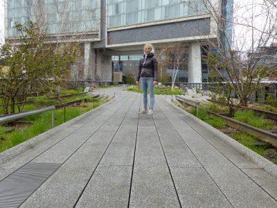 High Line: partenza da Gansevoort St. nel Meatpacking