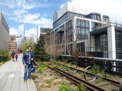 High Line: una bellissima passeggiata