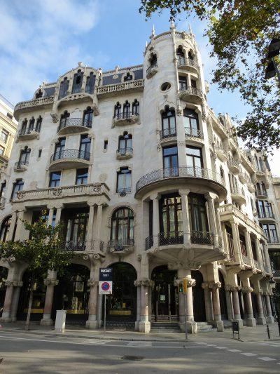 3 giorni a Barcellona: Casa Fuster