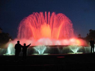 3 giorni a Barcellona: lo spettacolo di luci e acqua de la Font Magica