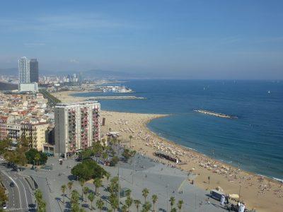 3 giorni a Barcellona: la Barceloneta