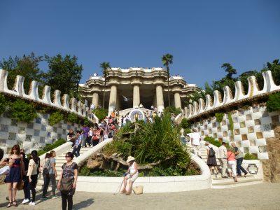 3 giorni a Barcellona: Parc Guell