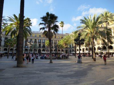 3 giorni a Barcellona: Placa Reial