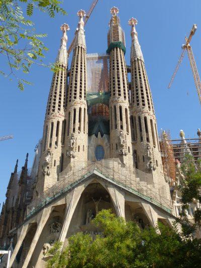 3 giorni a Barcellona: Sagrada Familia