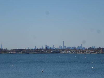New York, chicche: City Island, Bronx e Manhattan in lontananza