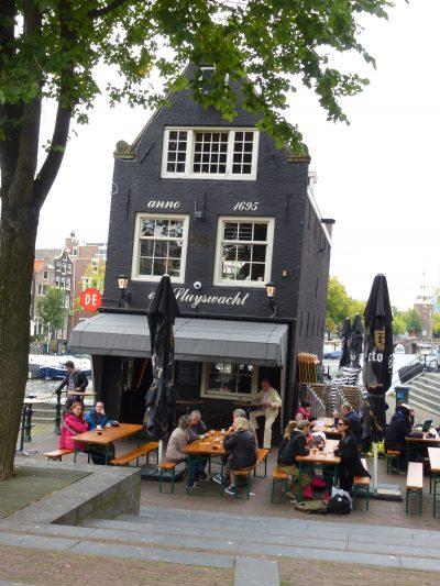 Amsterdam, Bruin Cafè De Sluyswacht
