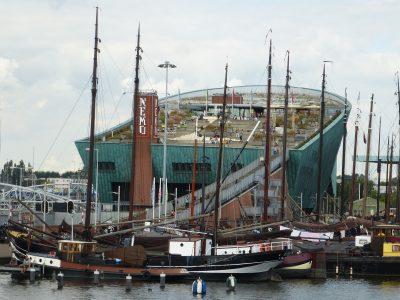 Amsterdam, museo NEMO
