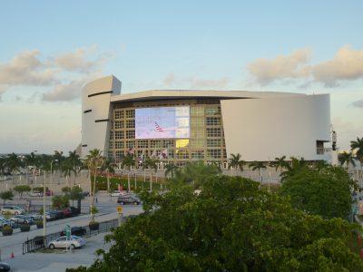 Una settimana a Miami: American Airlines Arena