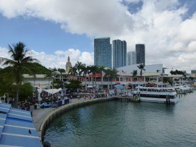 Una settimana a Miami: Bayside Market Place