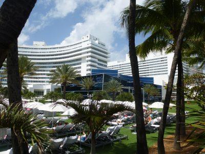Una settimana a Miami: hotel di lusso visto dal Boardwalk
