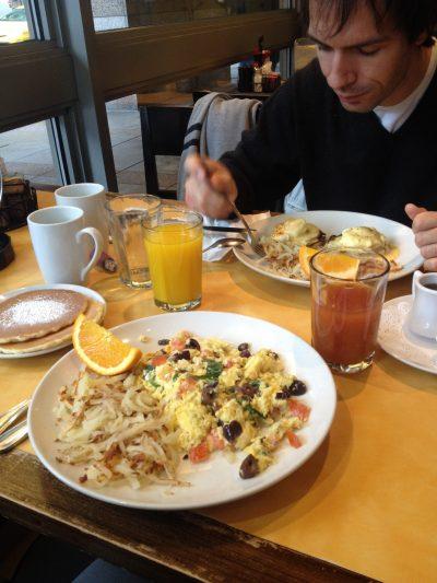 Chicago, breakfast da Eggsperience
