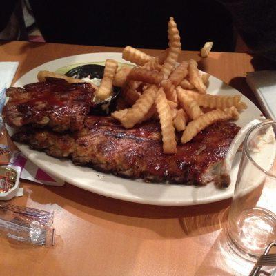 Chicago, pork ribs da Twin Anchors