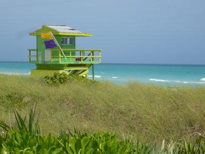 Una settimana a Miami: baywatch @ North Beach