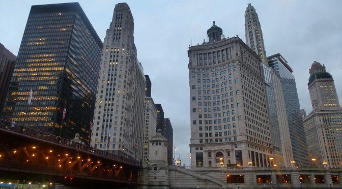 Chicago: Dusable Bridge