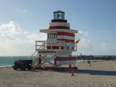 Una settimana a Miami: baywatch @ South Beach