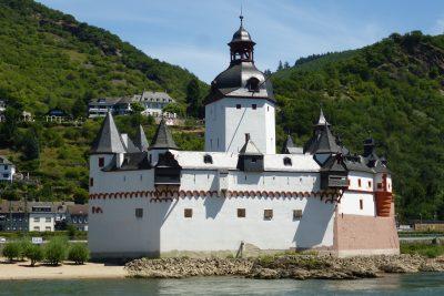 Tour di 9 giorni in Germania: Burg Pfalz