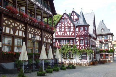 Tour di 9 giorni in Germania: Bacharach e le sue tipiche case a graticcio