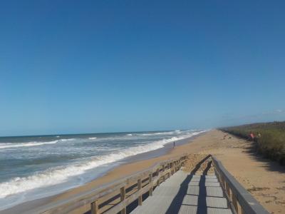 Florida a misura di bambino: Apollo Beach-Canaveral National Seashore