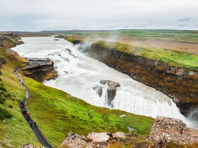 Islanda, Gullfoss