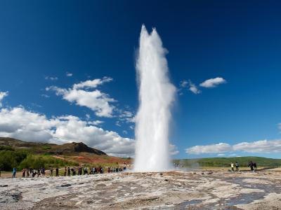 Islanda, Geyser Strokkur