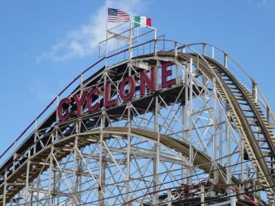 Coney Island: l'ottovolante Cyclone