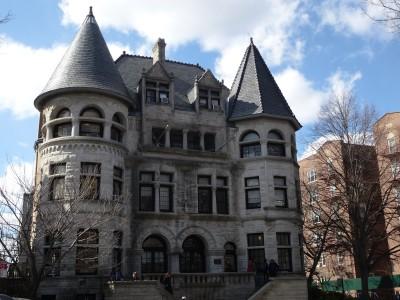 Una casa elegante di Park Slope a Brooklyn