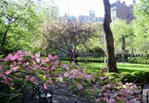 Uno scorcio di Gramercy Park