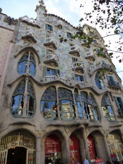 3 giorni a Barcellona: Casa Battlò