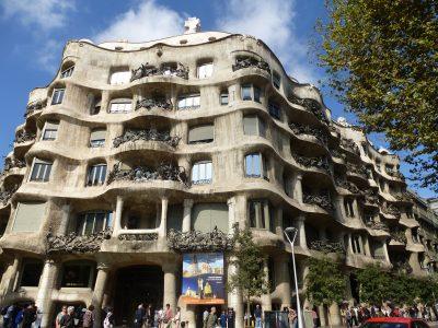 3 giorni a Barcellona: Casa Pedrera