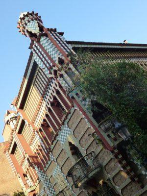 3 giorni a Barcellona: Casa Vicens