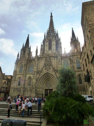 3 giorni a Barcellona: La Catedral