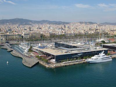 3 giorni a Barcellona: Port Vell, Maremagnum