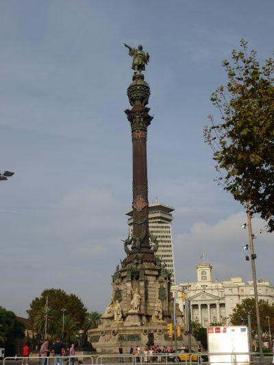 3 giorni a Barcellona: Mirador de Colom