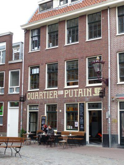 Amsterdam, quartiere a luci rosse