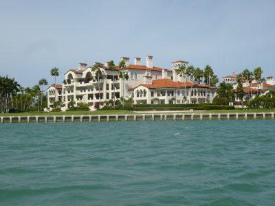 Una settimana a Miami: Fisher Island