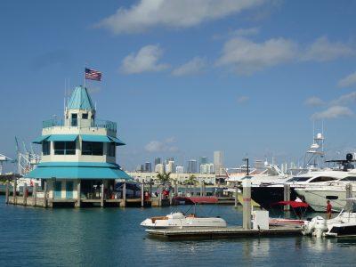 Una settimana a Miami: Miami Beach Marina