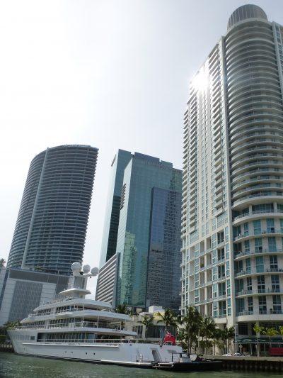 Una settimana a Miami: Miami River @ Brickell