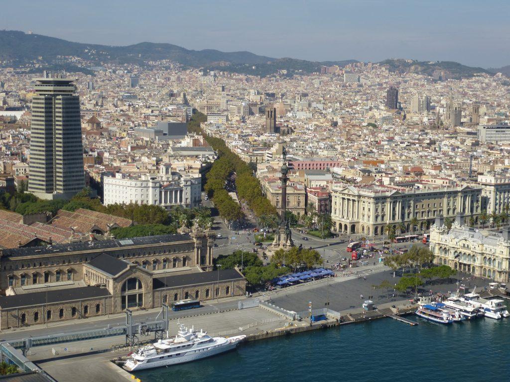 3 giorni a Barcellona: c'è tempo per una visita dall'alto