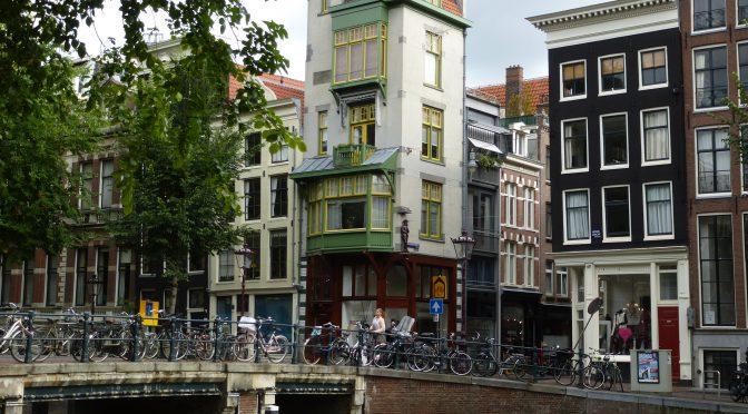 Amsterdam è bella, veramente