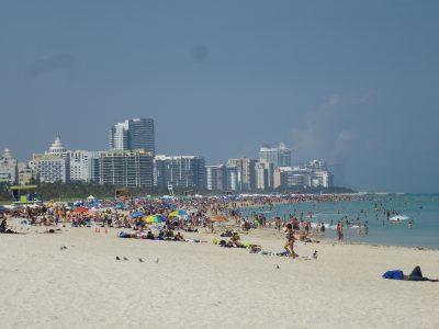 Una settimana a Miami: la spiaggia di South Beach