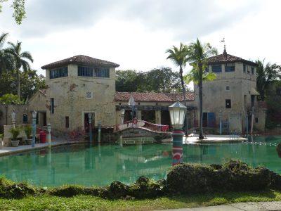 Una settimana a Miami: Venetian Pool