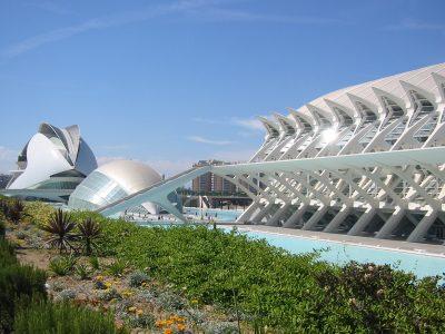 Valencia con i bambini: Città delle Arti e delle Scienze