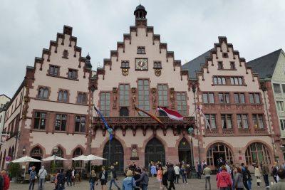 Weekend a Francoforte: il Romer
