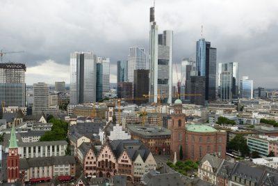 Weekend a Francoforte: vista dal campanile del Kaiserdom