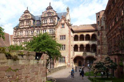Tour di 9 giorni in Germania: il castello di Heidelberg