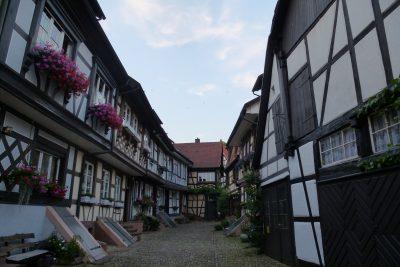 Tour di 9 giorni in Germania: una viuzza tipica di Gengenbach