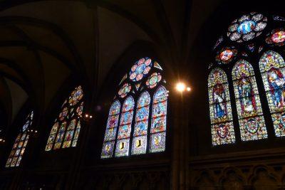 Tour di 9 giorni in Germania: le vetrate del Munster (Duomo) di Friburgo
