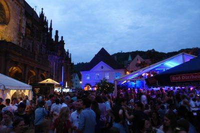 Tour di 9 giorni in Germania: il Freiburger Weinfest di luglio